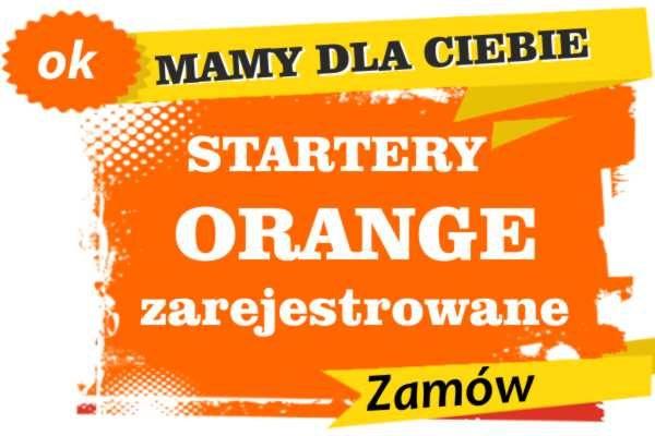 Sprzedam zarejestrowane karty sim orange Jędrzejów zadzwoń 887 332 665